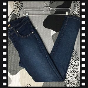 James Jeans Ladies HighClass Skinny Jay Blue Jeans